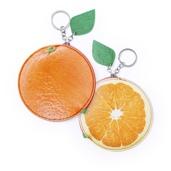 Monedero Kumba - Naranja