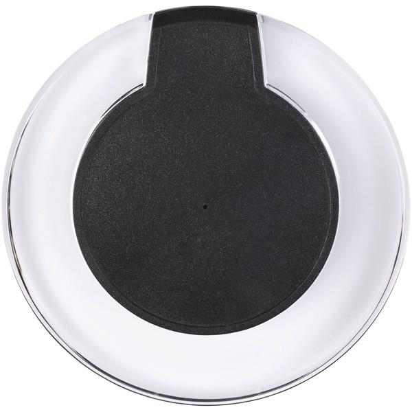 Bezprzewodowa ładowarka indukcyjna Meteor Qi® - Czarny