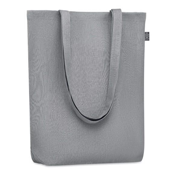 Bolsa compra cáñamo 200 gr/m² Naima Tote - gris