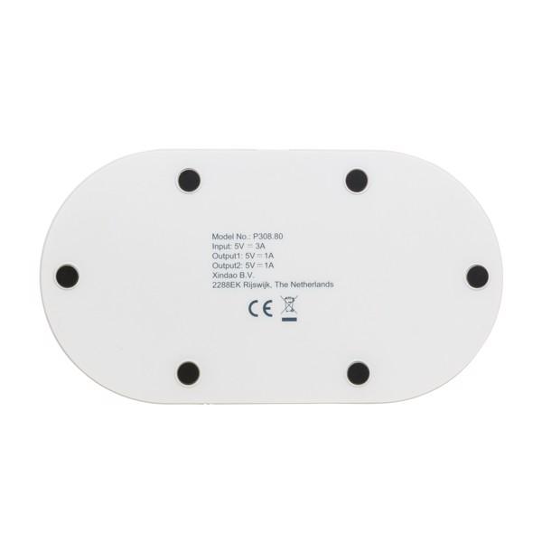 Dupla, 5W-os vezeték nélküli töltő