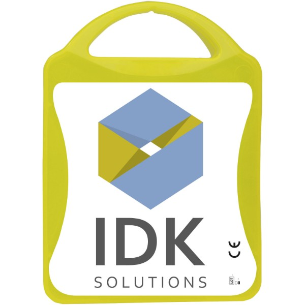 MyKit Sun Burn First Aid Kit - Yellow