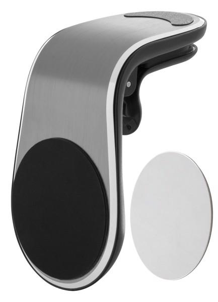 Stojánek Na Mobil Do Auta Magvent - Stříbrná