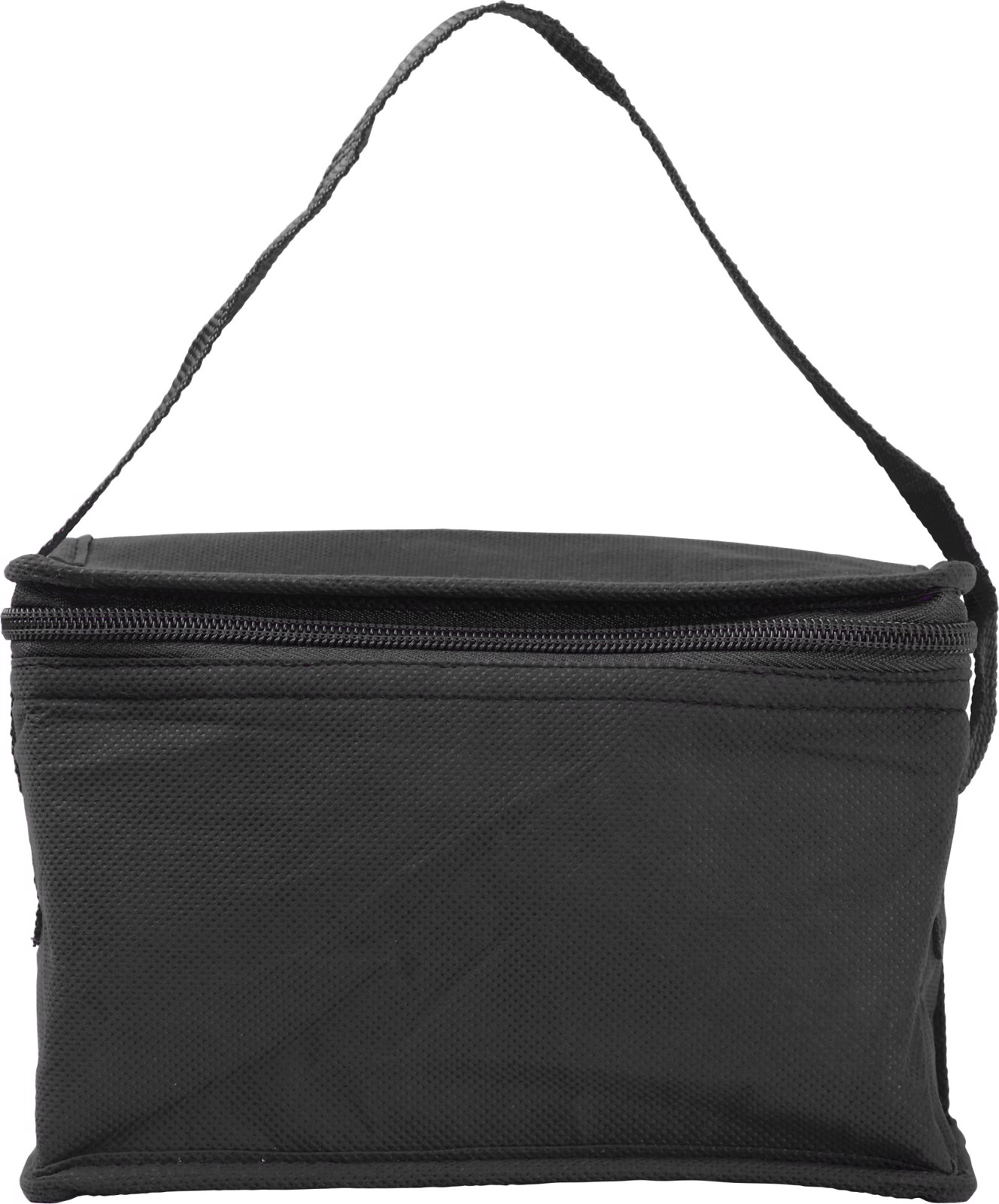 Nonwoven (80 gr/m²) cooler bag - Black