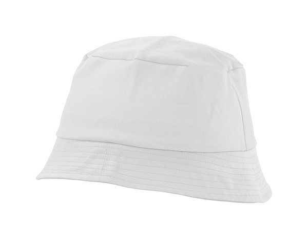 Fishing Cap Marvin - White