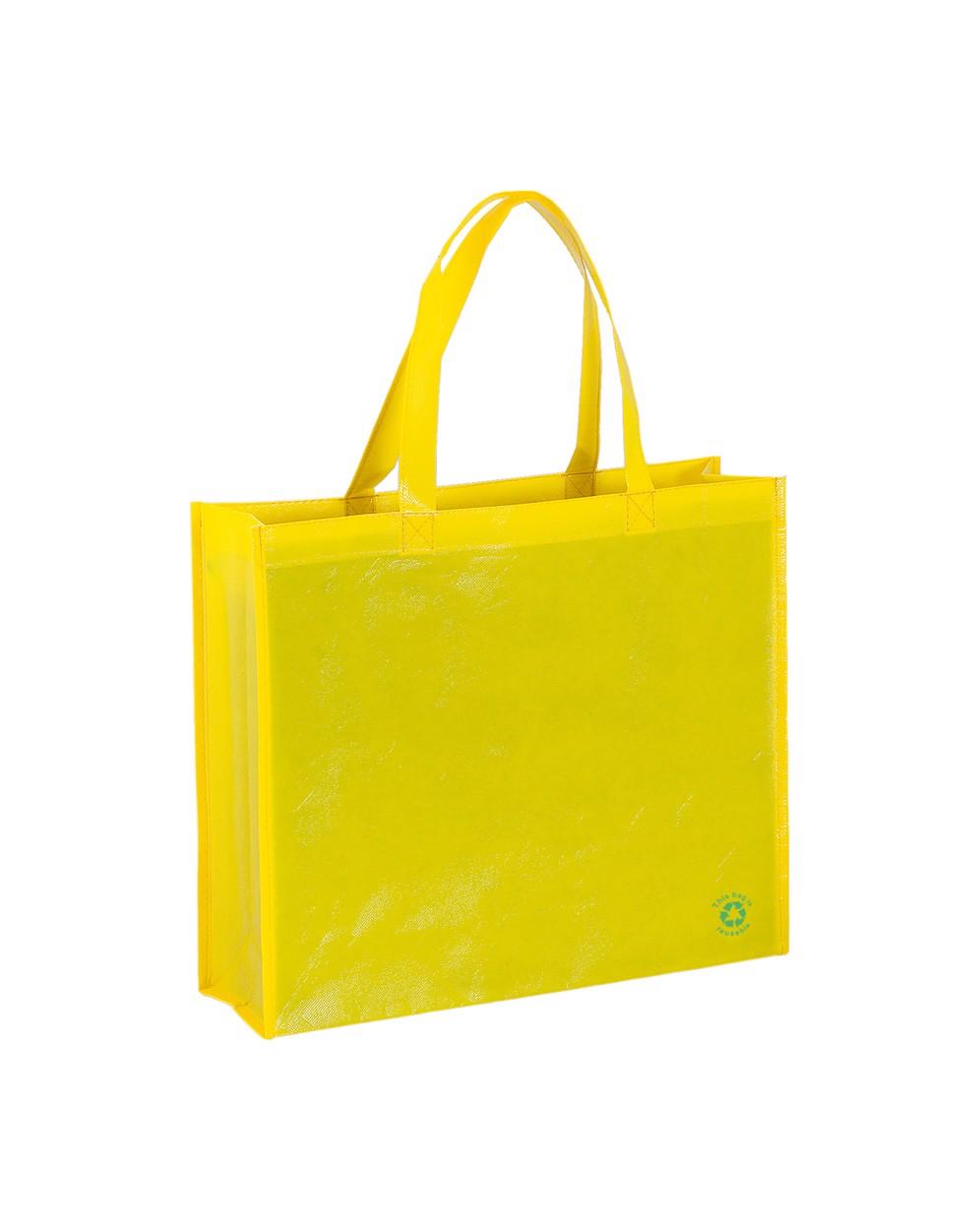 Nákupní Taška Flubber - Žlutá