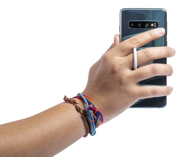 Antibakterijsko držalo za mobilni telefon Sustre - White