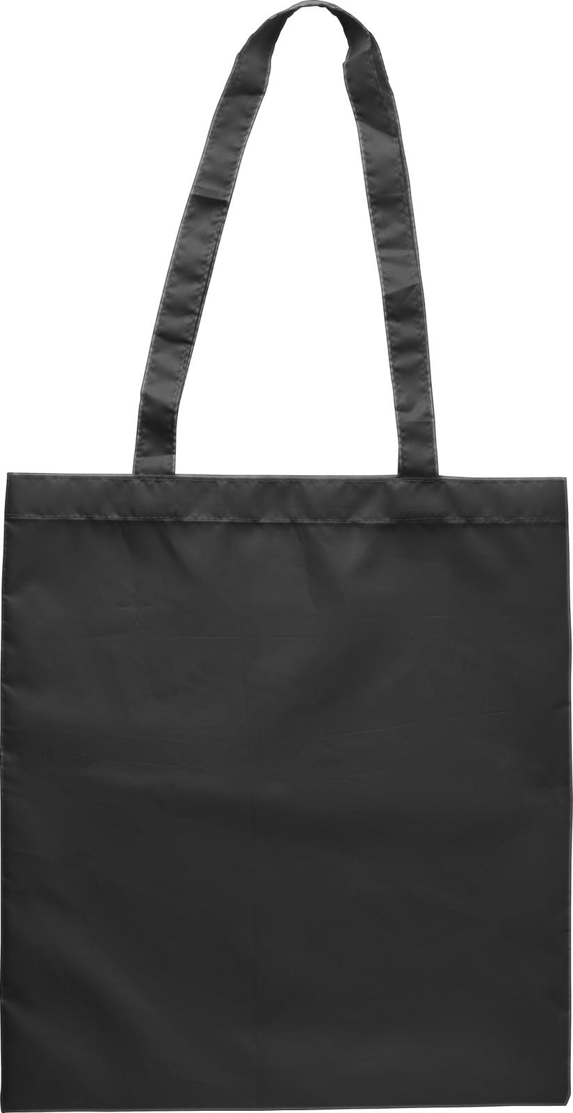 Bolsa de poliéster 190T RPET - Black