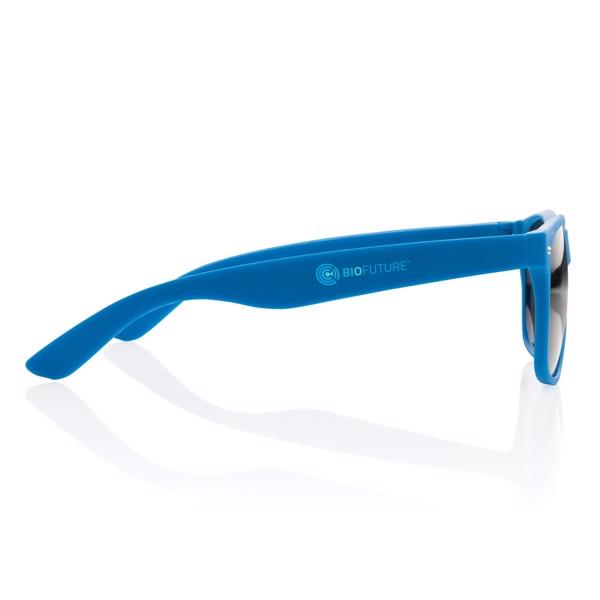 Sluneční brýle UV 400 - Modrá / Černá