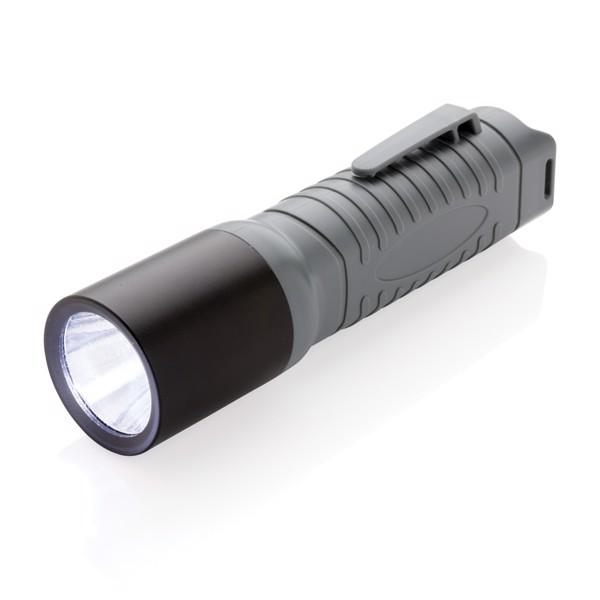 Lehká LED svítilna velká 3W