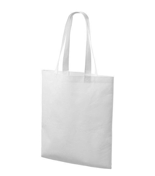 Shopping Bag unisex Piccolio Bloom - White / uni