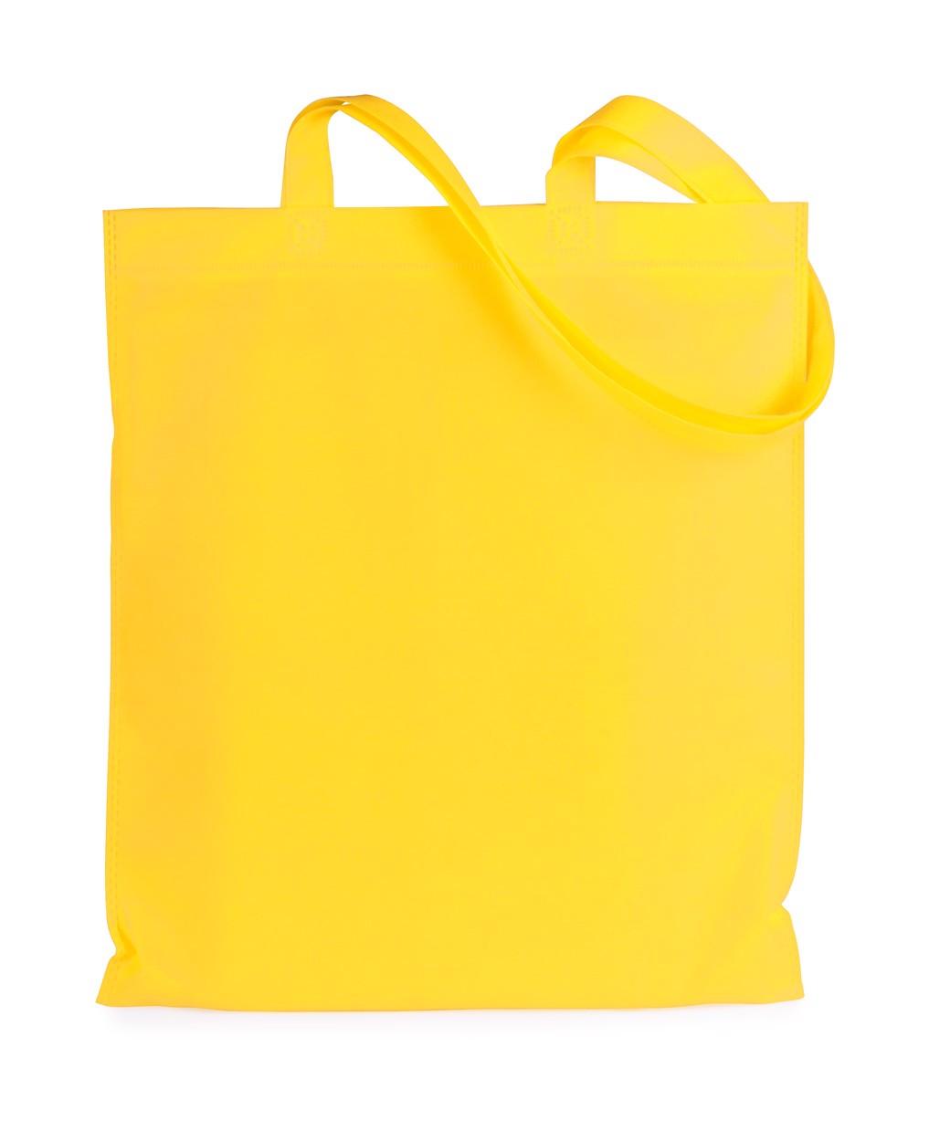 Nákupní Taška Jazzin - Žlutá