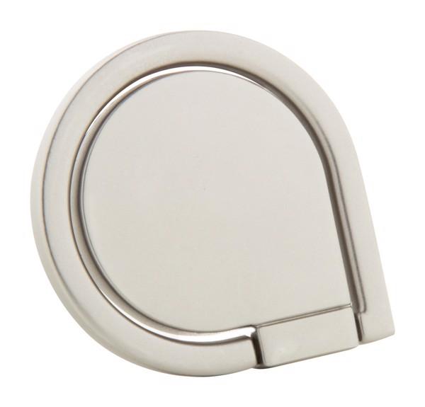 Mobile Holder Ring Zring - Silver