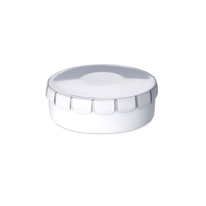 Sugar free mint box 10 gr Minto - White