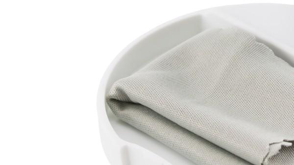 Espejo Soporte Senet - Blanco / Rojo