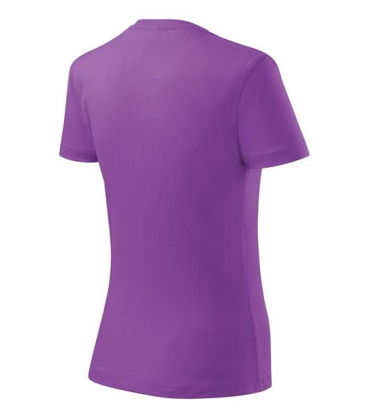T-shirt women's Malfini Basic - Purple / S