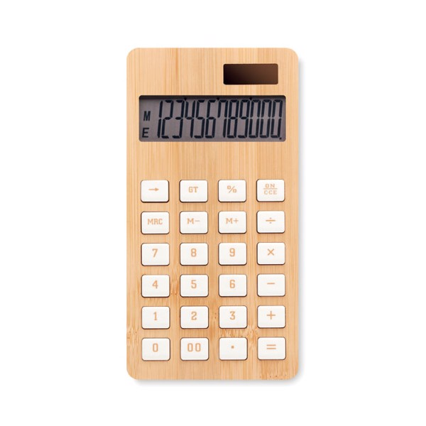 12 digit bamboo calculator Calcubim