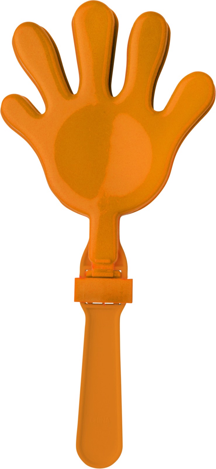 PP hand clapper - Orange