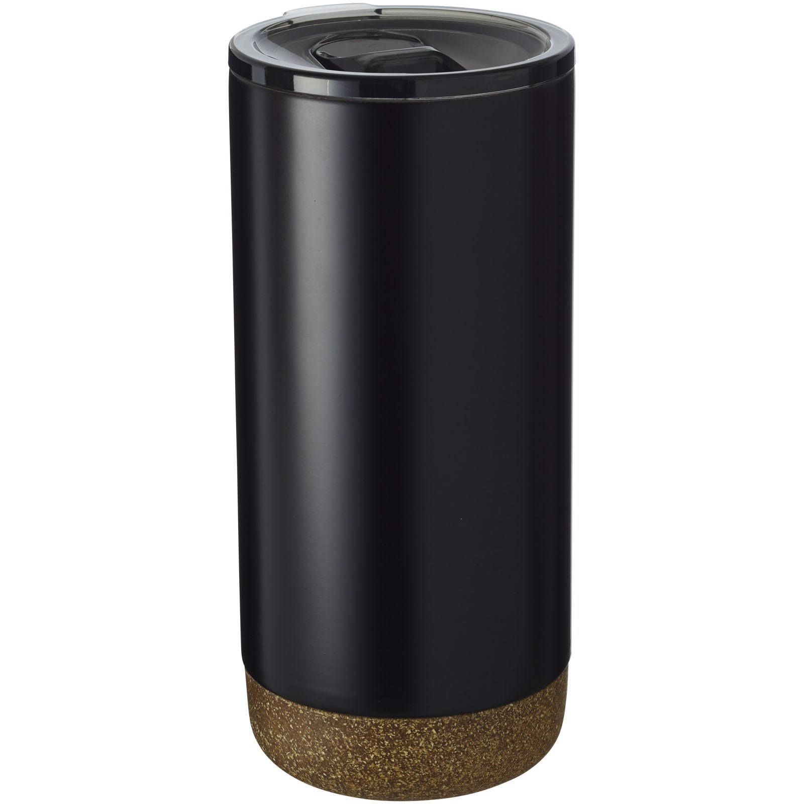 Valhalla 500 ml copper vacuum insulated tumbler - Solid black