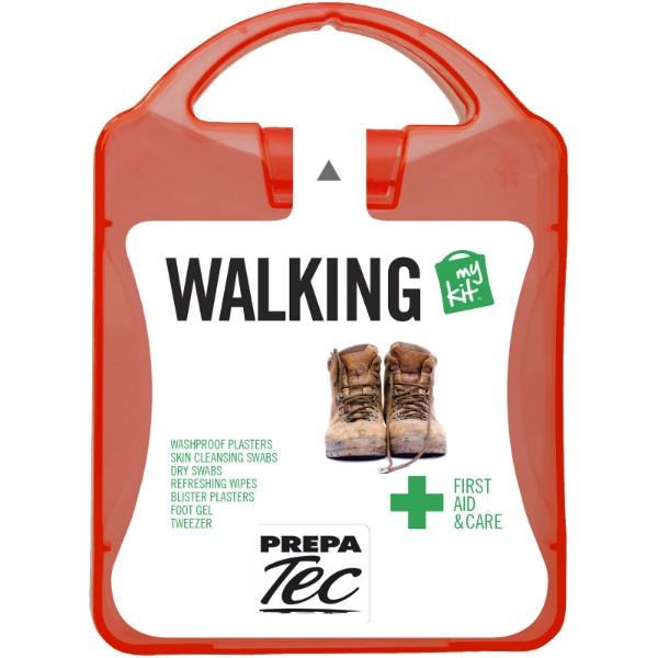 MyKit Walking First Aid Kit - Red