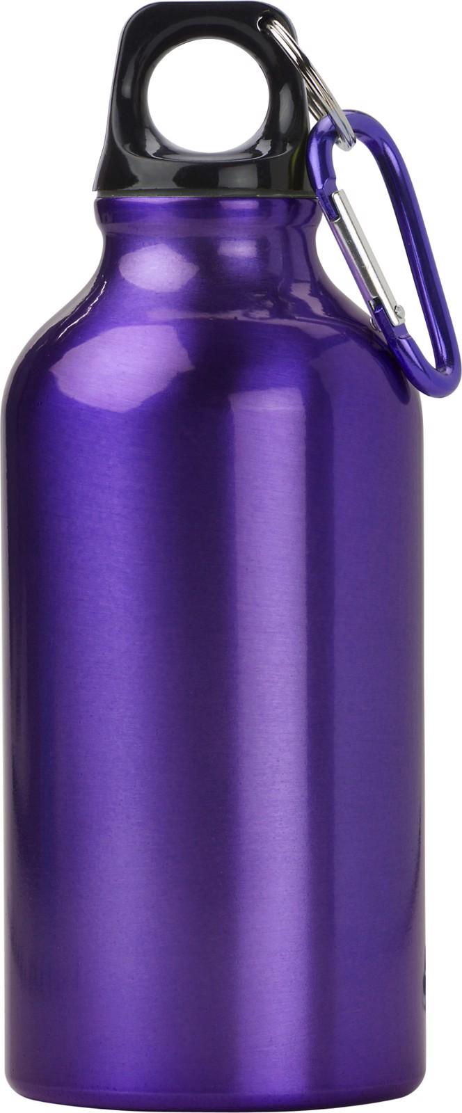 Aluminium bottle - Purple