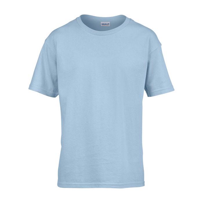 Kids t-shirt 150 g/m² Kids Ring Spun T-Shirt 64000B - Light Blue / M