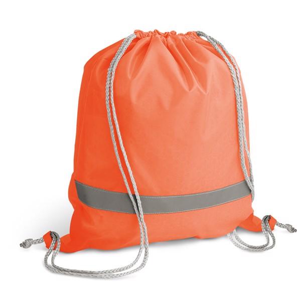 RULES. Bolso de la mochila 210D - Naranja