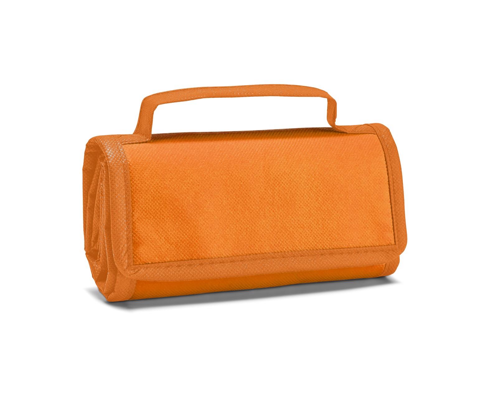 OSAKA. Skládací chladicí taška 3 l - Oranžová
