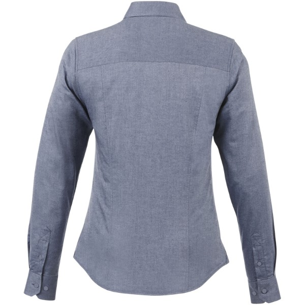 Vaillant long sleeve ladies shirt - Oxford navy / S