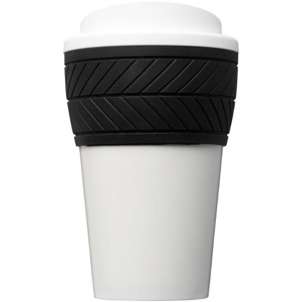Termo hrnek Brite-Americano® pneumatika 350 ml - Bílá