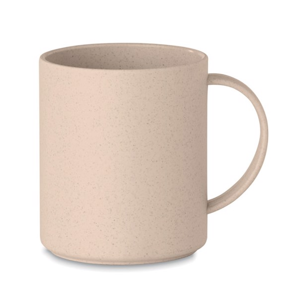 Bamboo/PP mug 300 ml Astoriamug - Beige