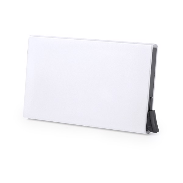 Card Holder Lindrup - White