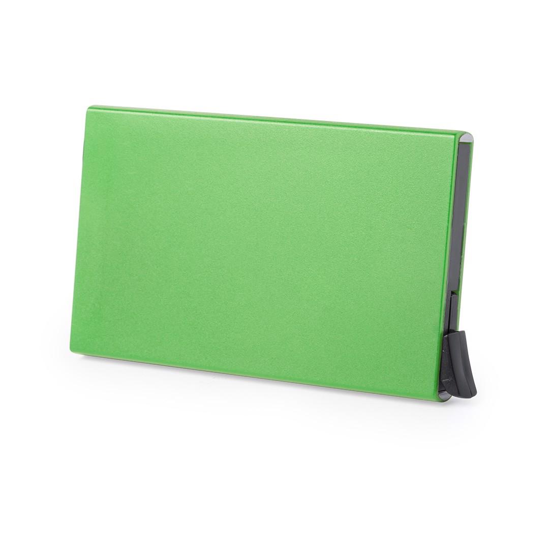 Porta-Cartões Lindrup - Verde