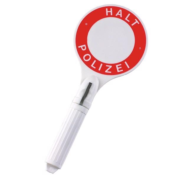 """Bottle Opener """"Police Stop"""" - White"""