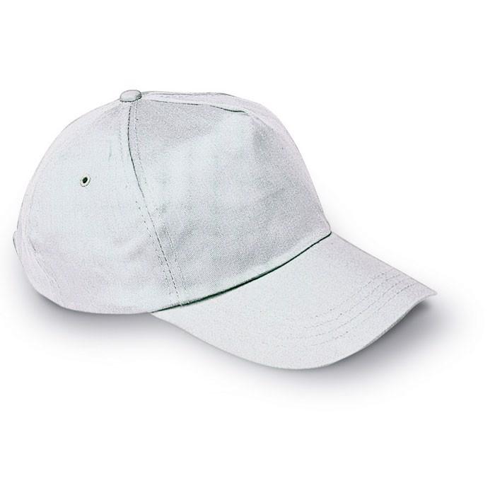 Czapka baseballowa Glop Cap - biały