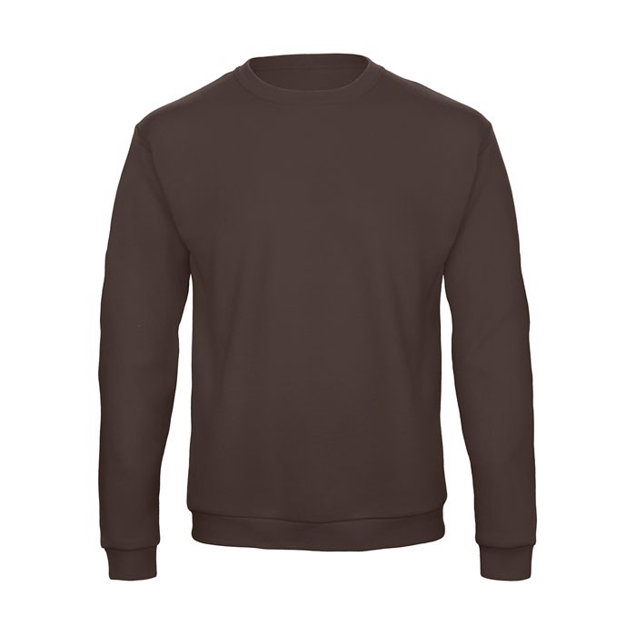 Sweatshirt Id.202 50/50 Sweatshirt Unisex - Brown / M