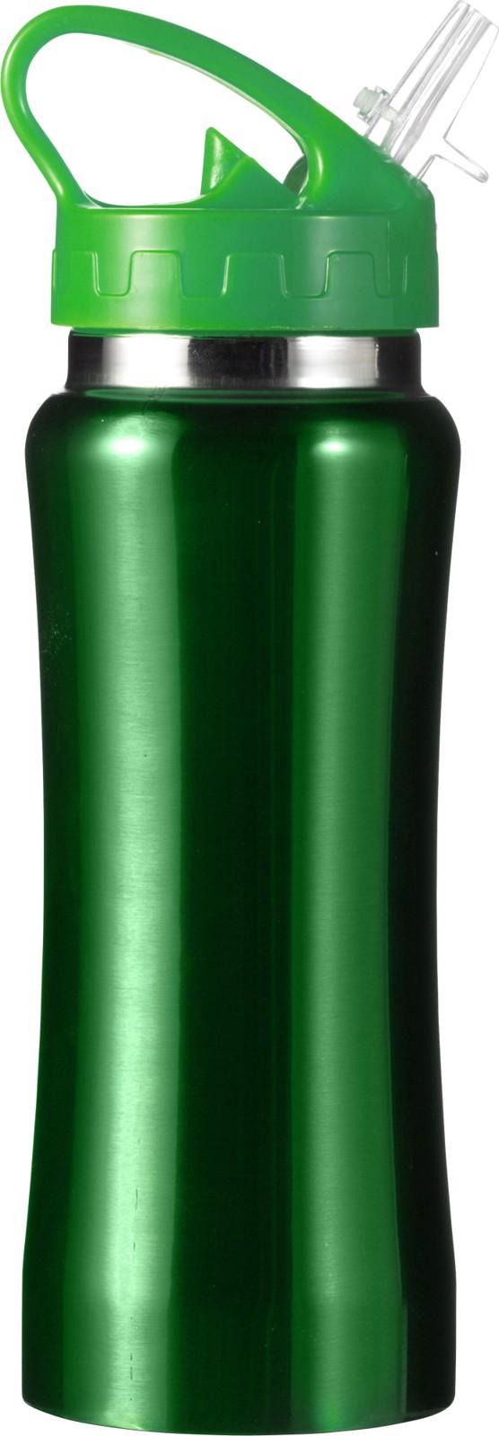 Stainless steel bottle - Green