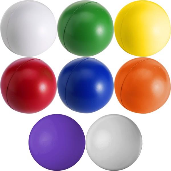 PU foam stress ball - Purple