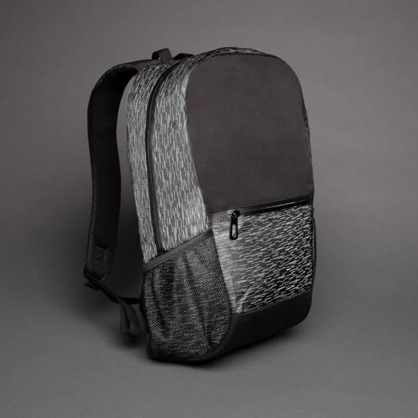 Reflexní batoh na notebook z RPET AWARE™