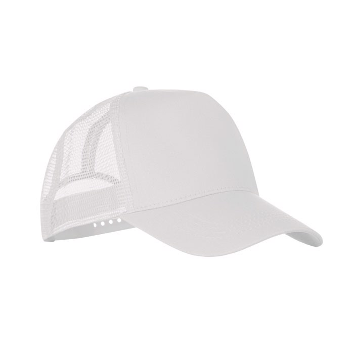 Baseball cap Casquette - biały