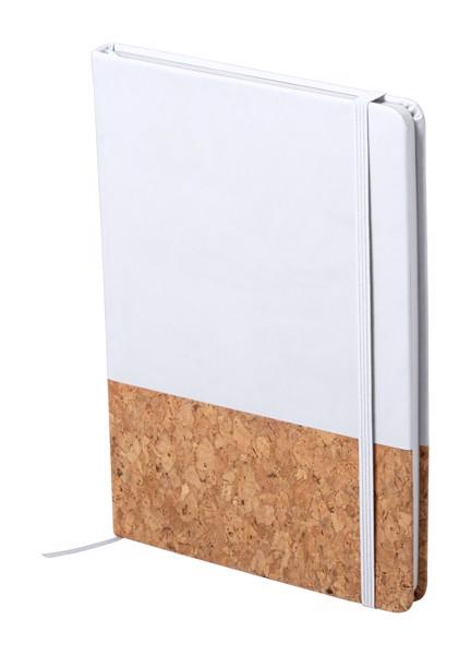 Blok Bluster - Bílá / Přírodní