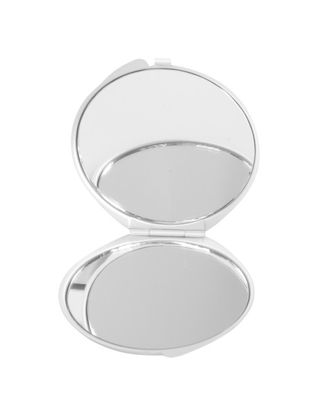 Pocket Mirror Gill - Silver