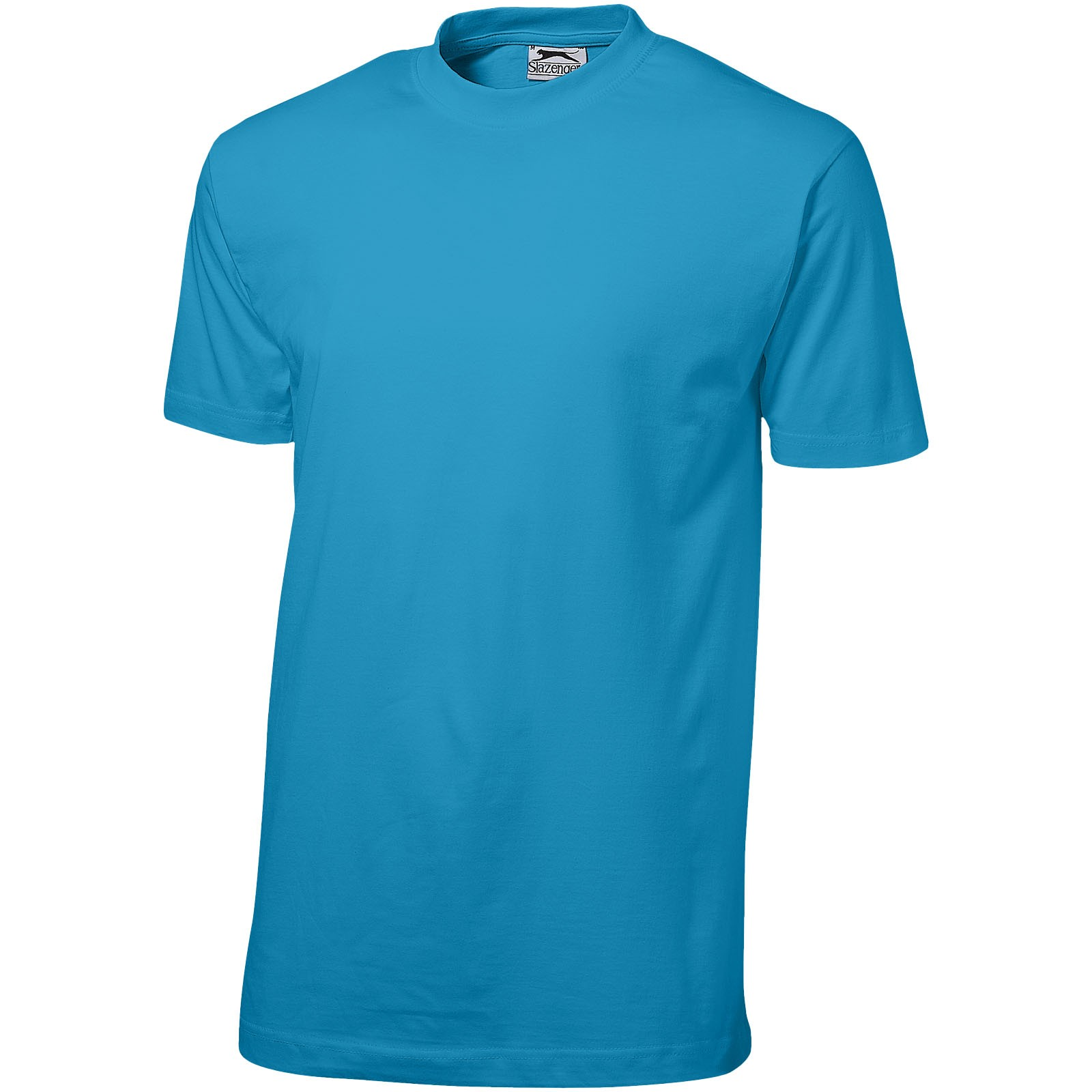 Ace short sleeve men's t-shirt - Aqua / S