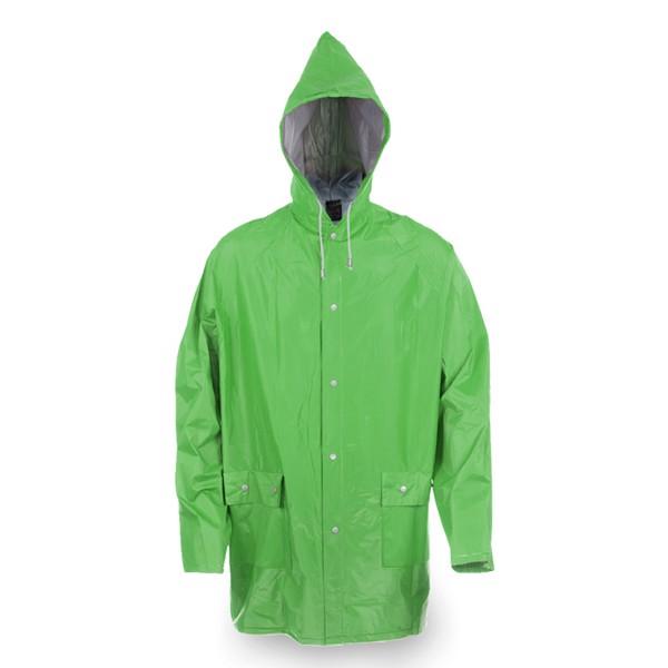 Pláštěnka Hinbow - Zelená / XXL
