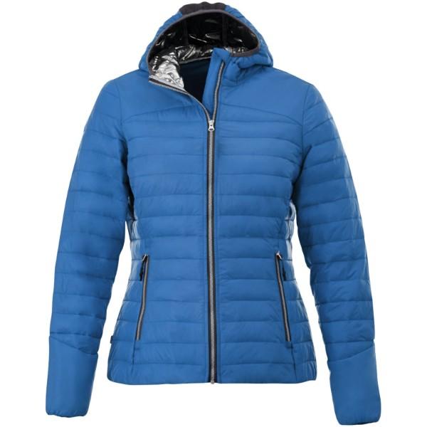 Dámská oteplená bunda Silverton - Modrá / XL