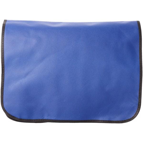 Netkaná taška přes rameno Mission - Světle modrá