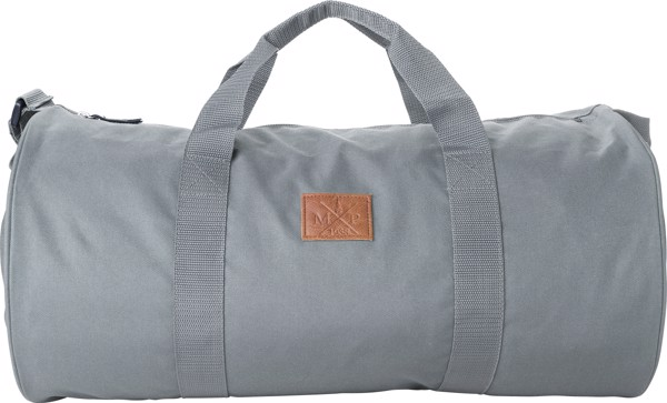 Polyester (600D) duffle bag - Grey
