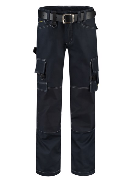 Pracovní kalhoty unisex Tricorp Cordura Canvas Work Pants - Námořní Modrá / 51
