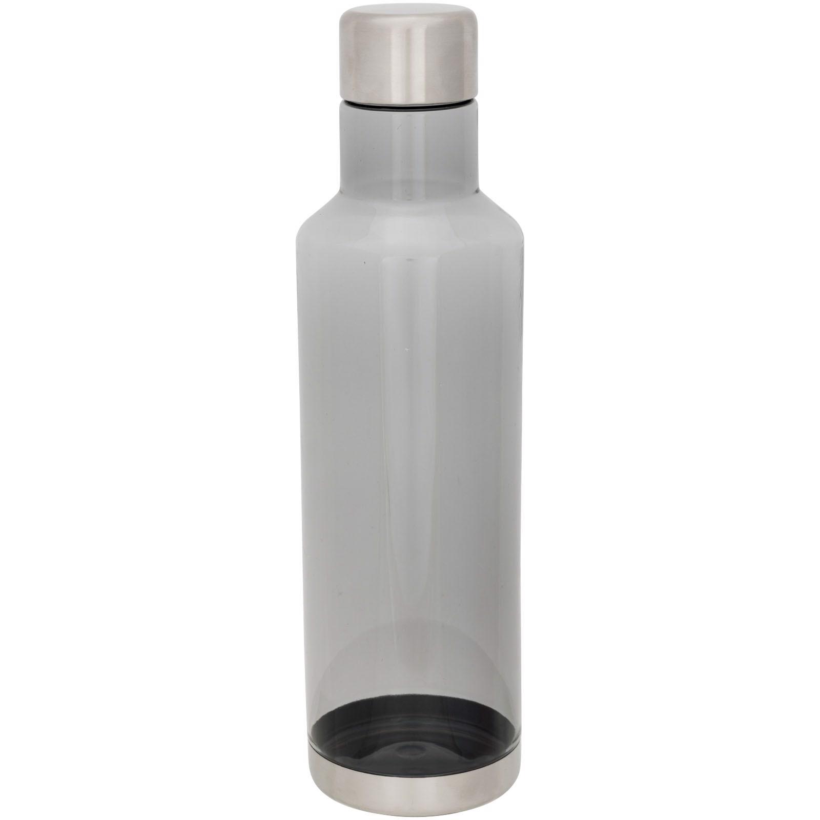 Alta 740 ml Tritan™ sport bottle - Solid Black