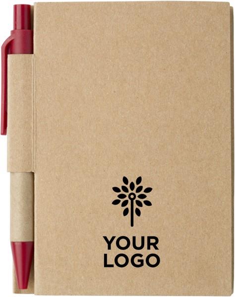 Paper notebook - Black