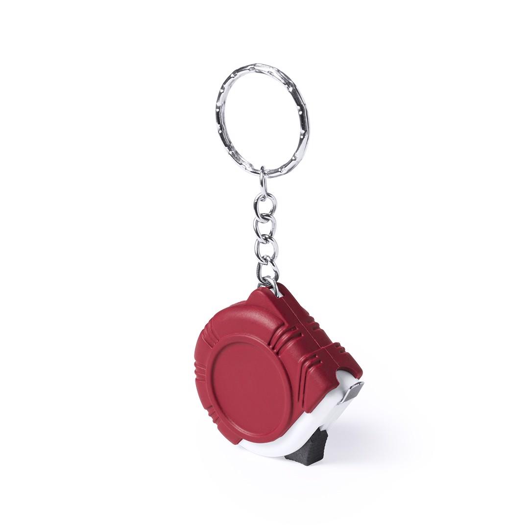 Flexómetro Harrol 1m - Rojo